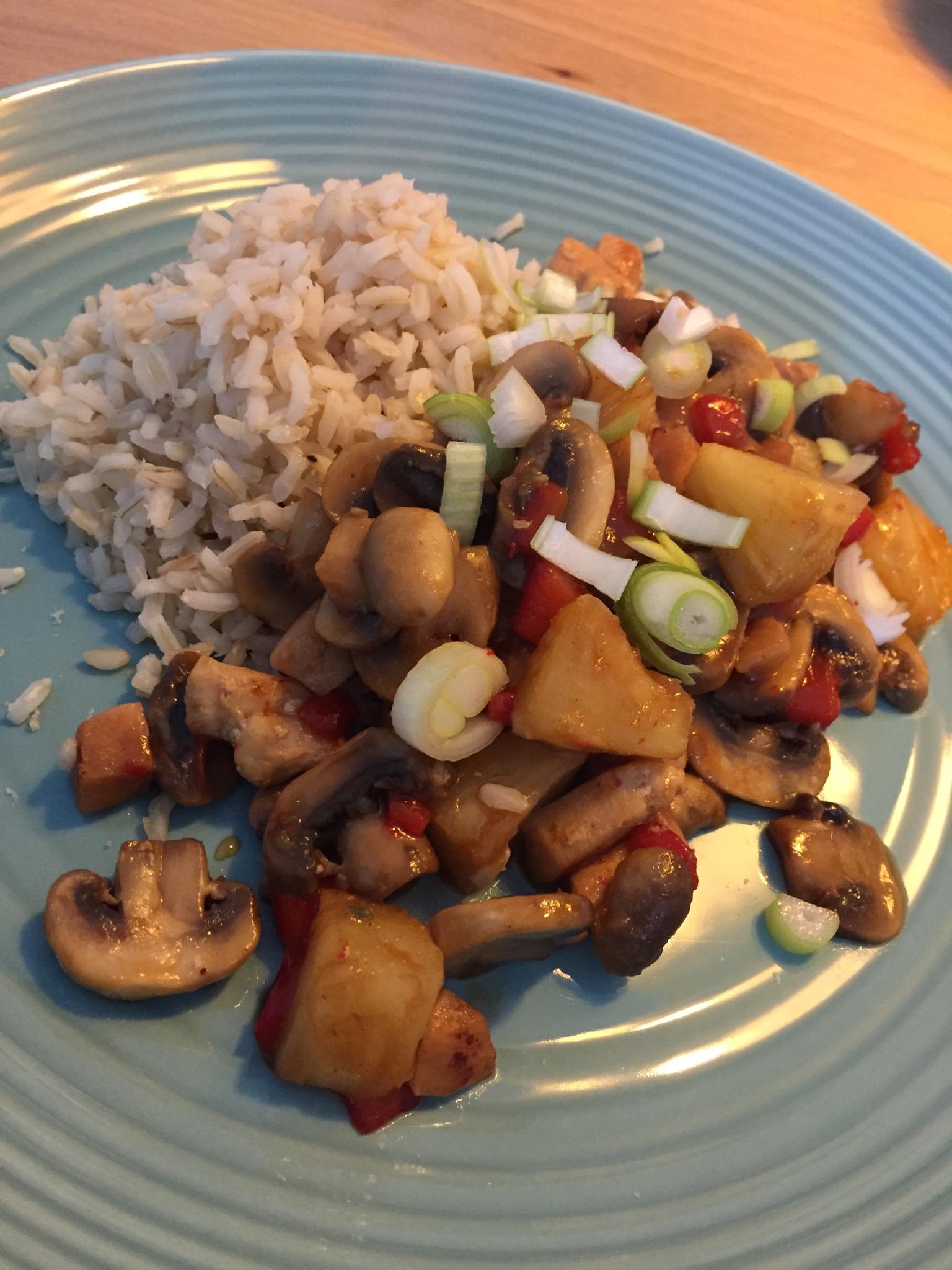 Kip zoetzuur (glutenvrij recept)